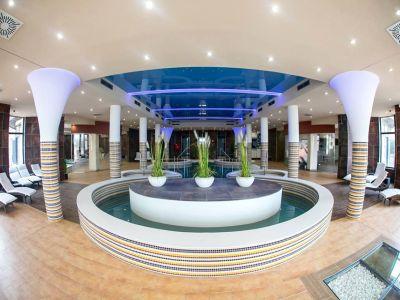 Borostyán Med Hotel**** Nyíradony - Akciós szálloda teljes ellátással