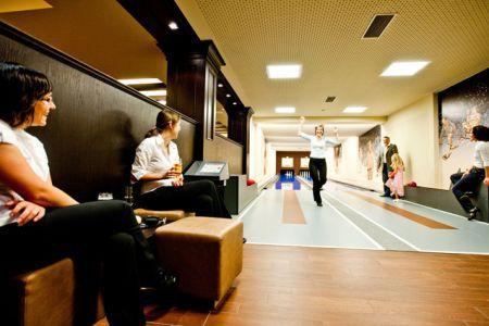 Hotel Relax Resort Kreischberg**** Murau - Kreischbergi szállás bowling pályával