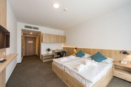 Akadémia Hotel Balatonfüred - akciós félpanziós hotelszobája