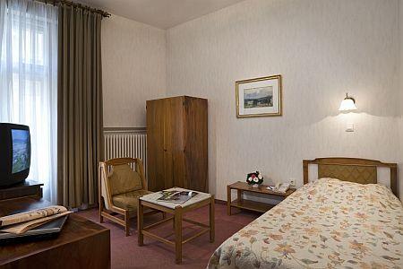 Hotel Gellért Budapest, egyágyas szoba - online hotel reservation Budapest