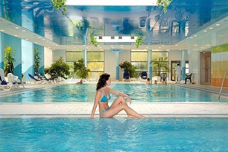 Helia Hotel Budapest - spa, termál, wellness szolgáltatások a Helia-ban