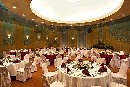 4* Hotel Helia étterme esküvői rendezvények kiváló helyszine
