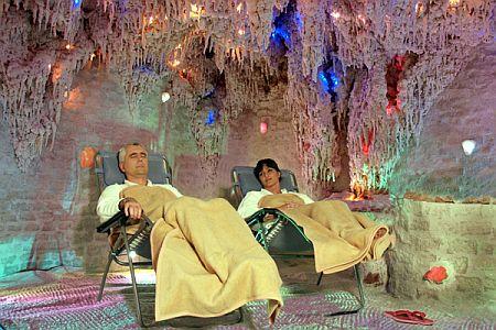 Health Spa Resort Margitsziget Budapest - akciós wellnness hétvégére sóbarlang