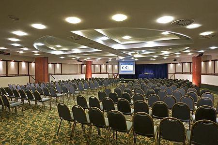 Konferenciaterem és rendezvényterem a Margitszigeten