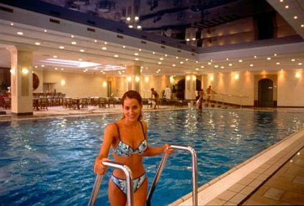 Termál Hotel Margitsziget Budapest - wellness hétvége Budapesten