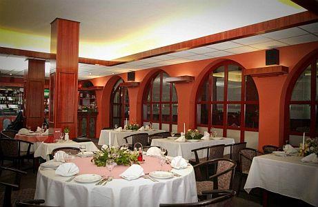 Hotel Nagyerdő*** debreceni szálloda magyaros étterme