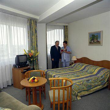 Hotel Nagyerdő*** Debrecen, kétágyas szobája akciós áron