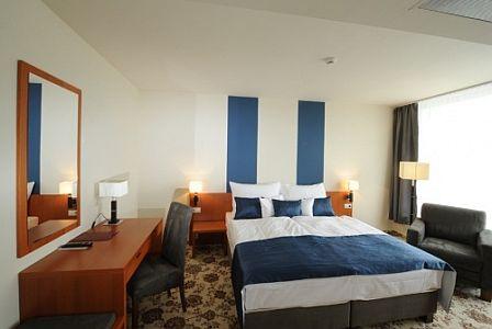Hotel Forrás Szeged**** akciós félpanziós áron