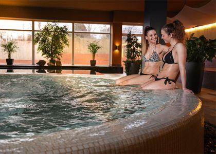 Hunguest Hotel Forrás Szeged akciós wellness kezelésekkel