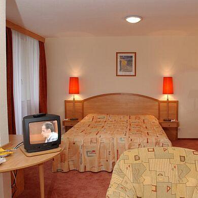3* gyógyszálloda Zalakaroson - Hotel Freya szabad szobája