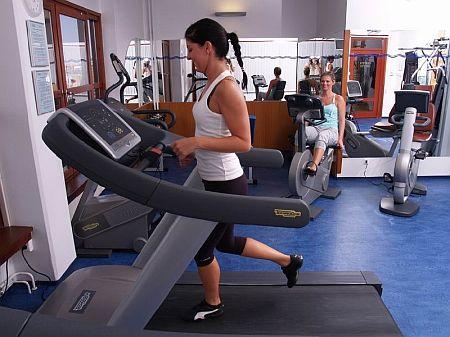 Akciós wellness hétvége Bükfürdőn a Spa Thermal Hotel Bükben, fitness és konditerem Bükfürdőn