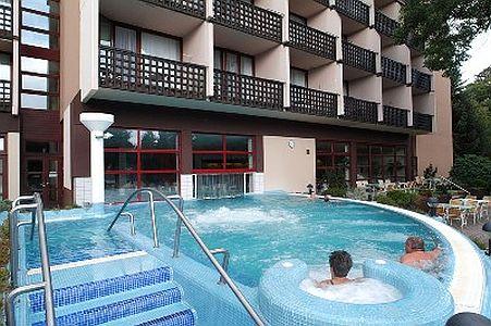 4* Danubius Health Spa Resort Sárvár kiváló gyógyvizzel