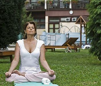 Jóga Sárváron a Health Spa Resort Sárvár szállodában